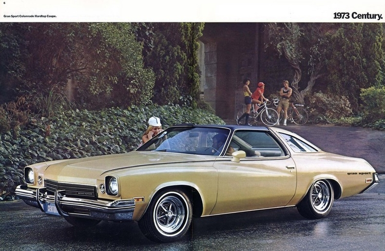 1973 Gs Specs Colors Facts History And Performance