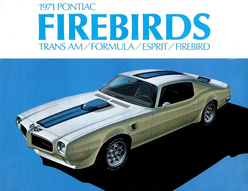 Shelby F150 For Sale >> 1971 Pontiac FIrebird | My Classic Garage