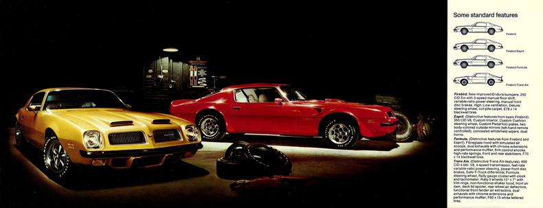 1974 Pontiac Firebird My Classic Garage