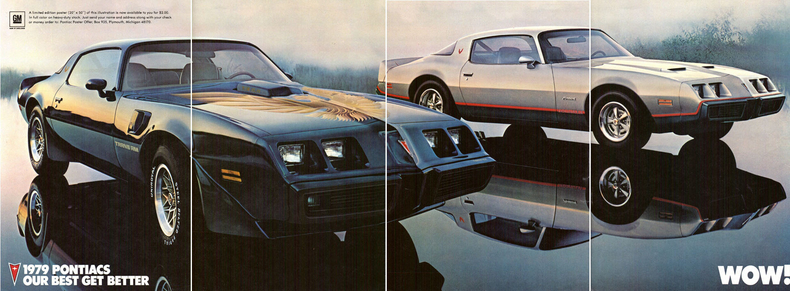 1979 Firebird Specs Colors Facts History And
