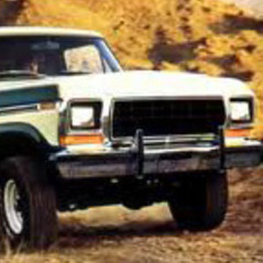 1978-1979 Ford Bronco