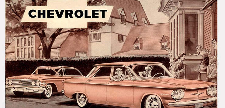 1959-1960 Chevrolet Bel Air