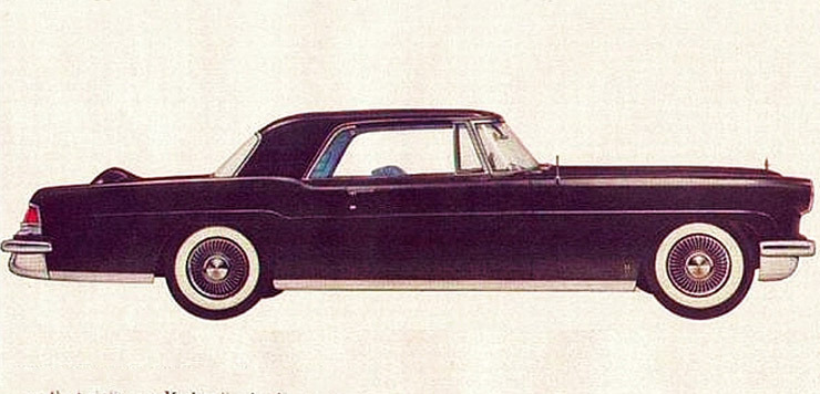 1956-1957 Continental Mark II