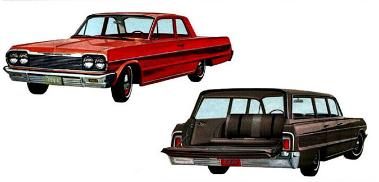 1961-1964 Chevrolet Bel Air