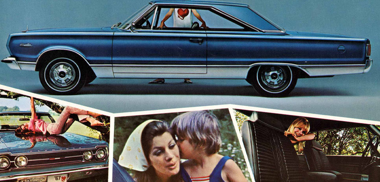 1965-1967 Plymouth Satellite
