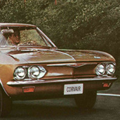 1965-1969 Chevrolet Corvair