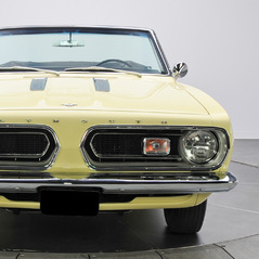 1967-1969 Plymouth Barracuda