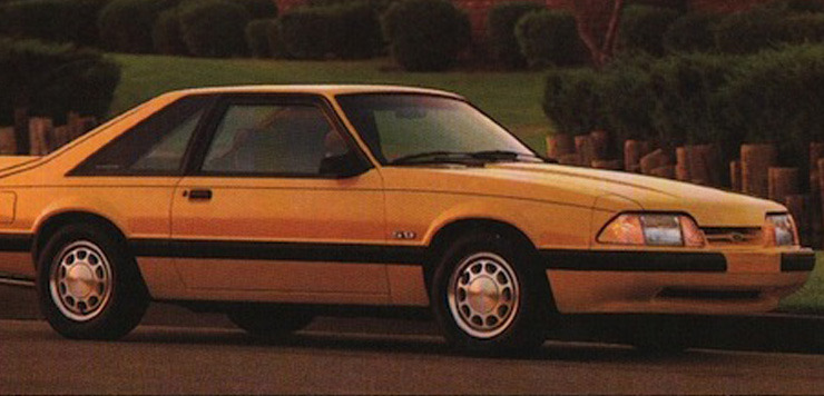 1979-1993 Ford Mustang