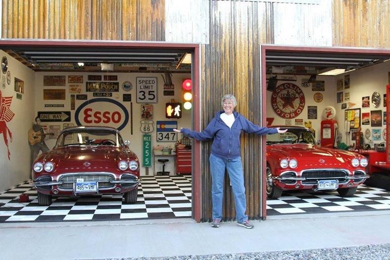 What 39 s the perfect flooring for a classic car garage for American classics garage