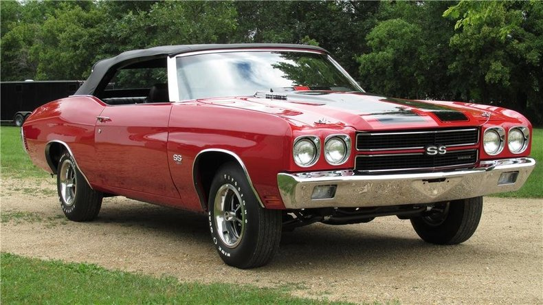 Muscle Cars You Should Know Chevelle Ss Post Mcg