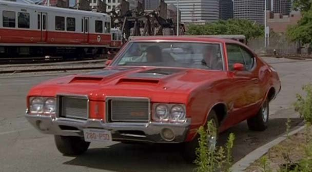 Collector Cars From Movies And Tv Shows Oldsmobile Cutlass