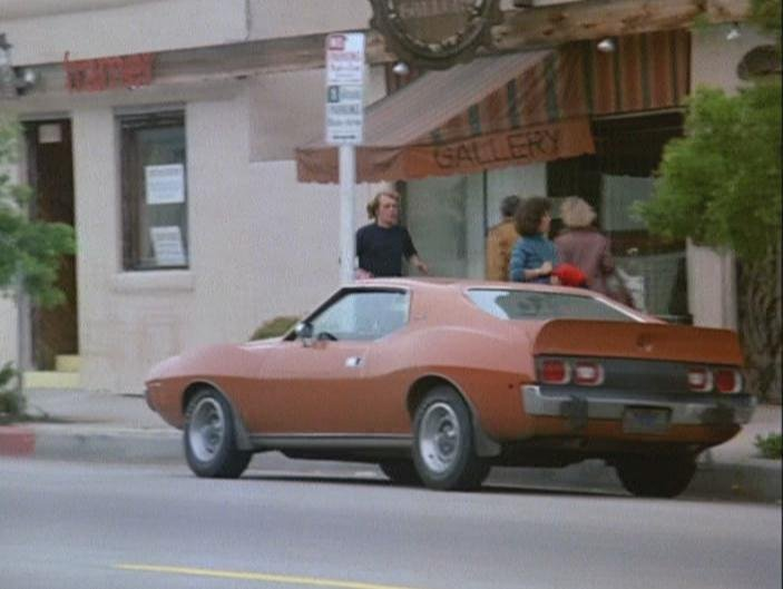 Collector Cars From Movies And Tv Shows Amc Javelin Starsky And