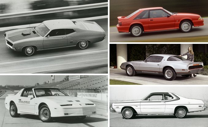 Car And Driver Names Collectible Classic Muscle Cars You Can