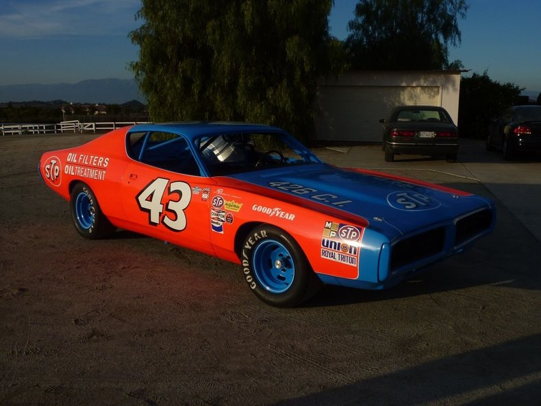 1972 dodge charger nascar - photo #22