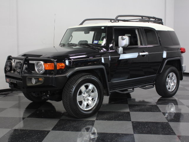 2008 toyota fj cruiser post mcg social myclassicgarage. Black Bedroom Furniture Sets. Home Design Ideas
