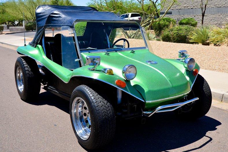 Green Metallic 1964 Volkswagen Dune Buggy For Sale Mcg Marketplace