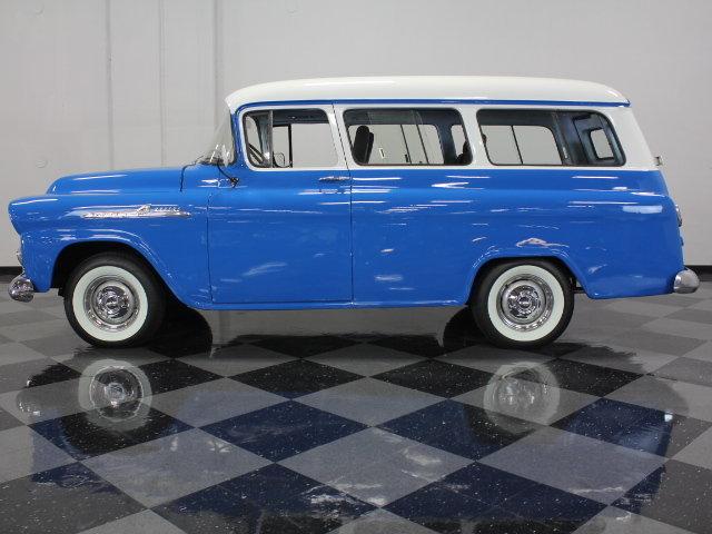 Chevrolet Dealers In Nc >> 1958 Chevrolet Suburban | Post - MCG Social ...