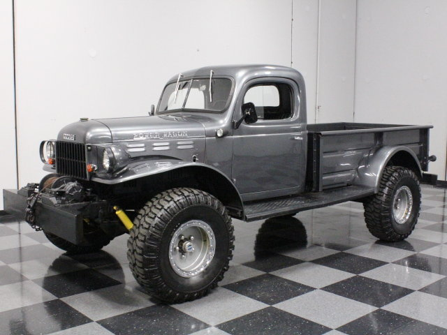 gray 1959 dodge power wagon for sale mcg marketplace. Black Bedroom Furniture Sets. Home Design Ideas