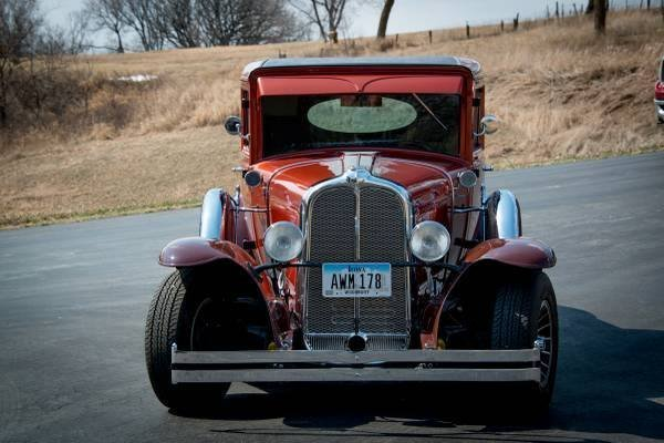 1929 Pontiac Big Six Series 6-29 (New-Big Six) - Conceptcarz