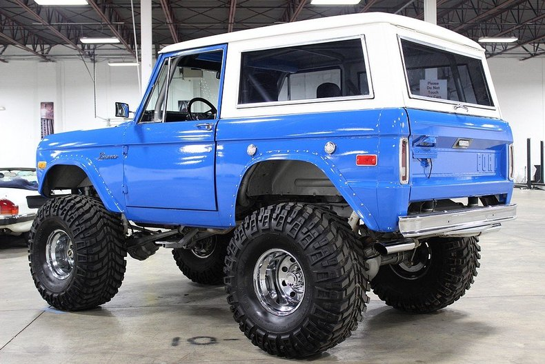 1975 Ford Bronco Post Mcg Social Myclassicgarage