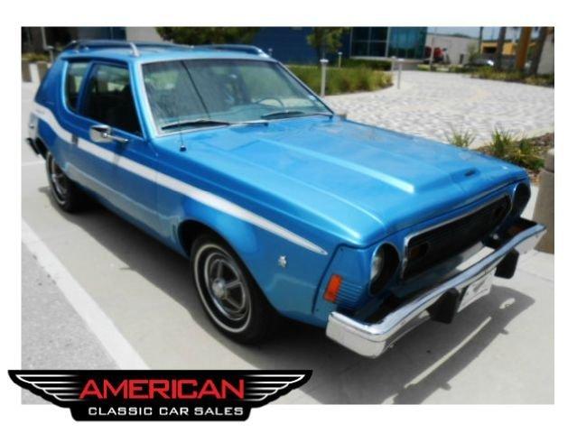 Blue 1974 Amc Gremlin For Sale Mcg Marketplace