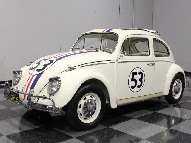 Cream 1963 Volkswagen Beetle For Sale Mcg Marketplace