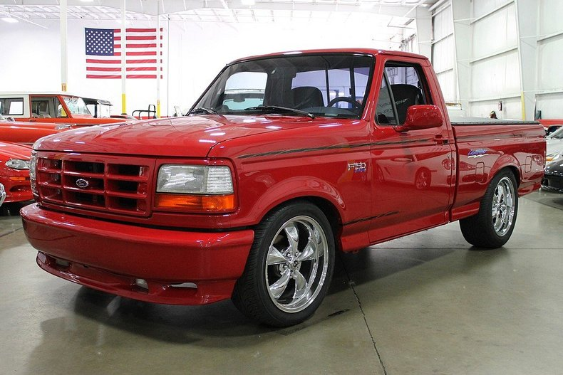 1994 ford f150 post mcg social myclassicgarage. Black Bedroom Furniture Sets. Home Design Ideas
