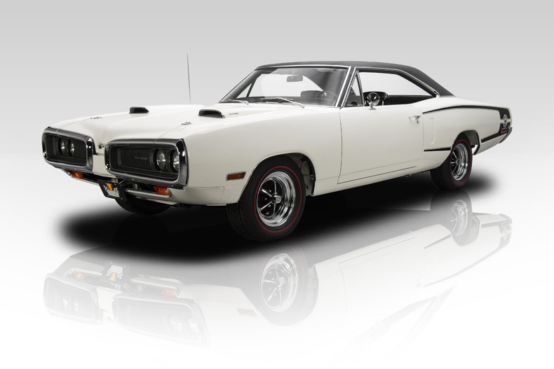 White 1970 Dodge Coronet Super Bee For Sale Mcg Marketplace