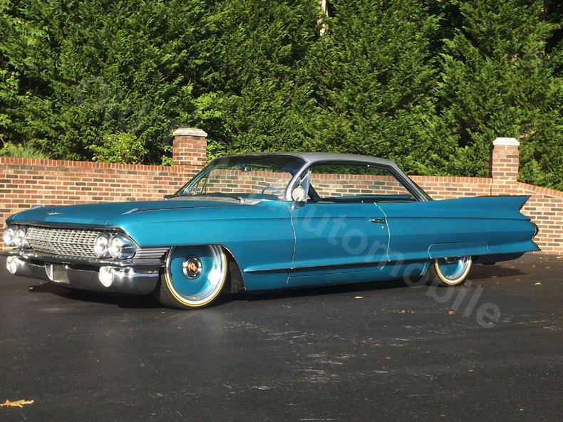 1961 Cadillac Coupe Deville Post Mcg Social