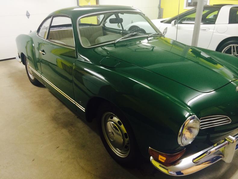 1970 Volkswagen Karmann Ghia For Sale  MCG Marketplace