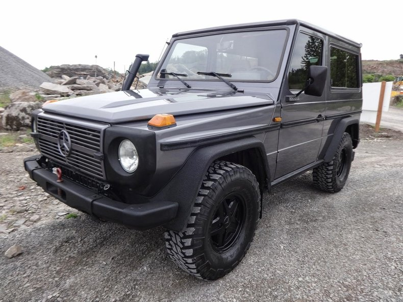 1984 mercedes benz g wagon for sale mcg marketplace for G class mercedes benz for sale