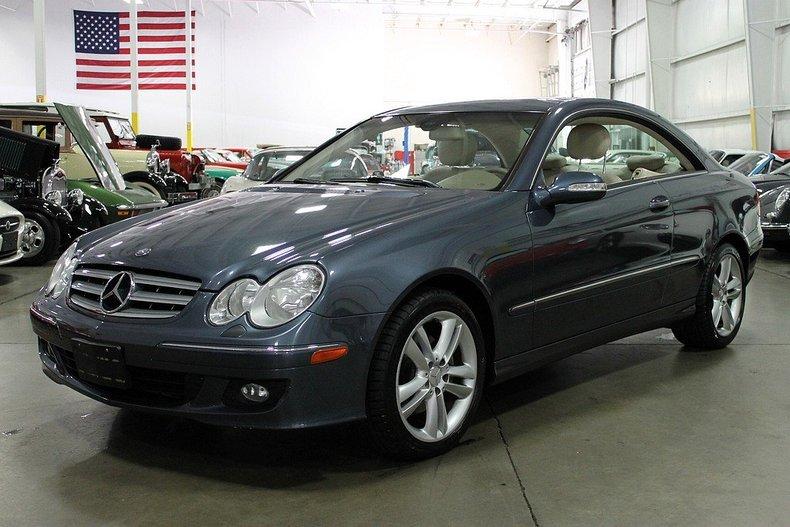 2007 mercedes benz clk350 post mcg social for Mercedes benz clk350 for sale