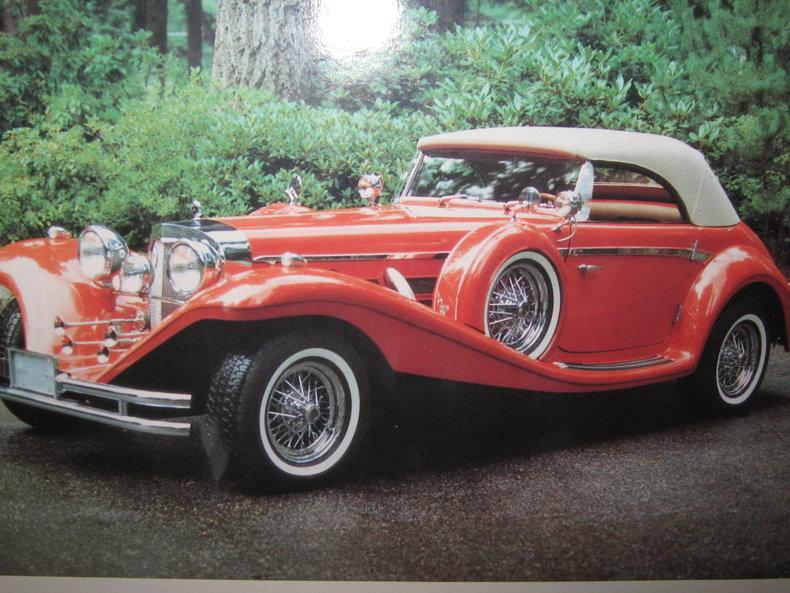 1936 mercedes benz 540 k for sale mcg marketplace for Mercedes benz car care kit