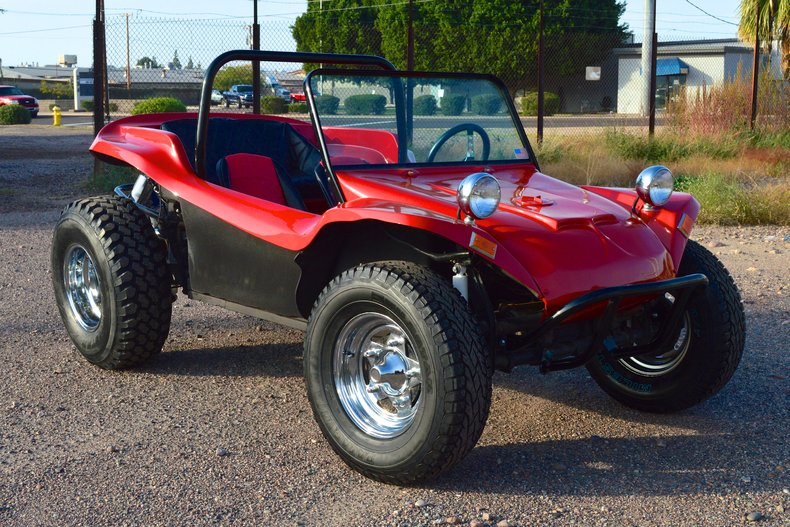 Red 1969 Volkswagen Dune Buggy For Sale Mcg Marketplace