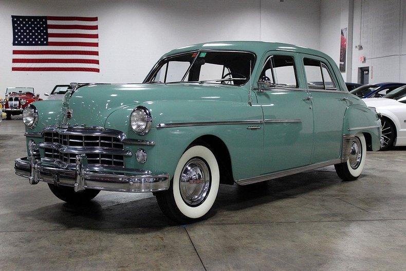 Dodge Dealers In Iowa >> Bordeaux Red 1949 Dodge Coronet For Sale | MCG Marketplace