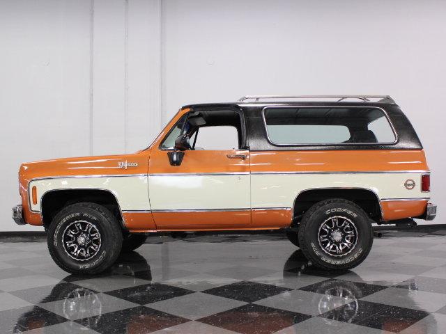 Chevrolet Dealers In Nc >> 1973 Chevrolet Blazer K5 | Post - MCG Social ...