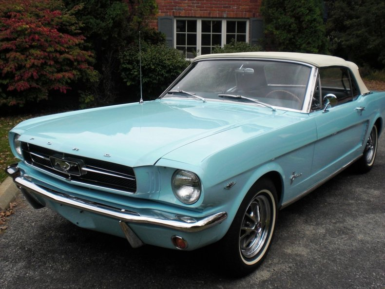 1964 ford mustang for sale in pa. Black Bedroom Furniture Sets. Home Design Ideas