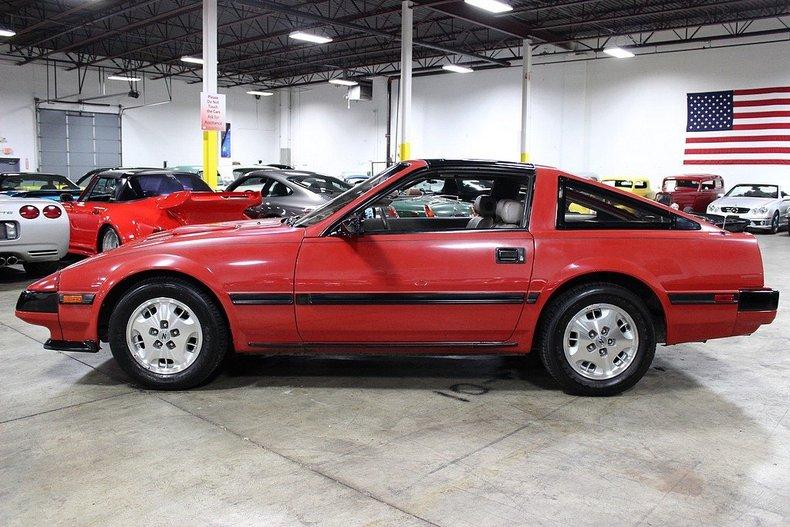 Nissan Grand Rapids >> 1985 Nissan 300ZX Turbo   Post - MCG Social ...