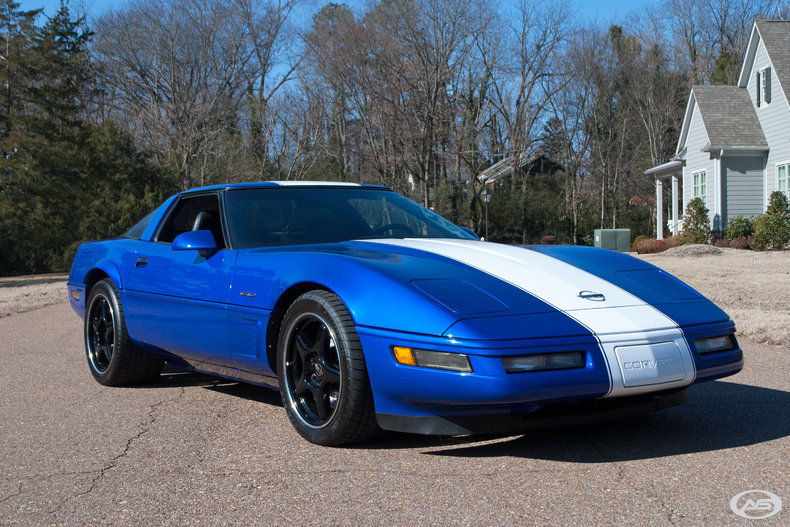 1996 Chevrolet Corvette Grand Sport Post Mcg Social