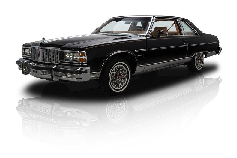 Starlight black 1979 pontiac bonneville for sale mcg for Garage auto bonneville