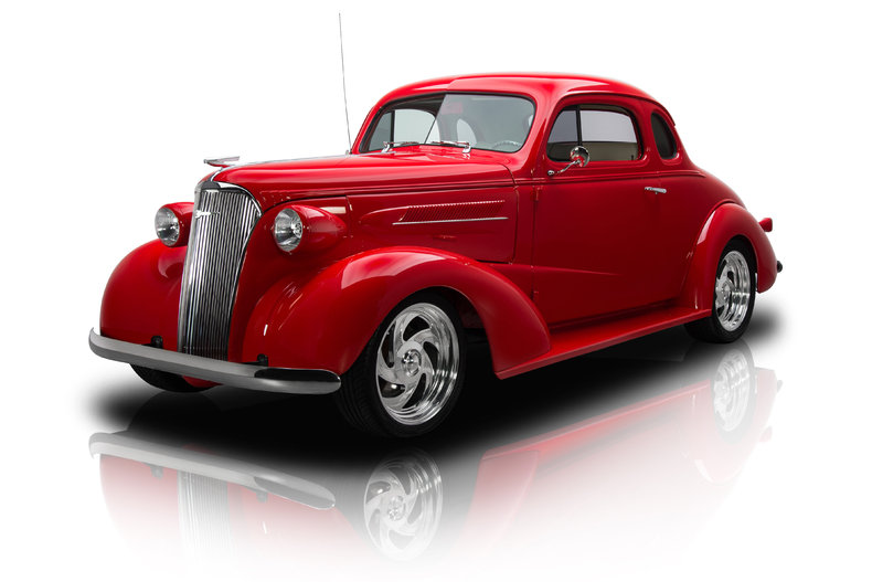 1937 Chevrolet Coupe Post Mcg Social Myclassicgarage