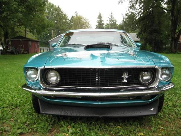 1969 Ford Mustang Mach 1 Post Mcg Social Myclassicgarage