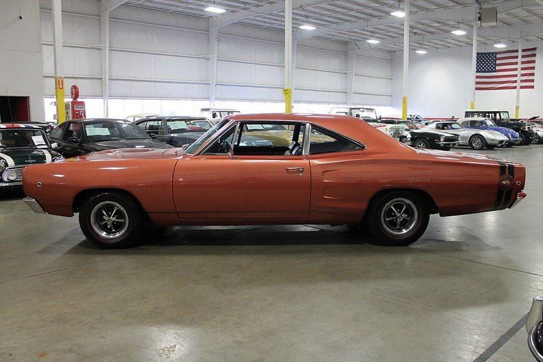 1968 Dodge Super Bee Post Mcg Social Myclassicgarage