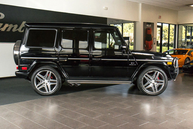 2011 mercedes benz g55 post mcg social myclassicgarage for Mercedes benz service dallas tx