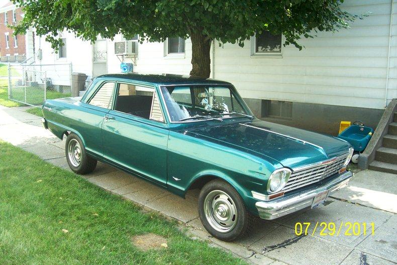 Chevrolet Dealers Az >> Mint Green 1964 Chevrolet Nova For Sale | MCG Marketplace