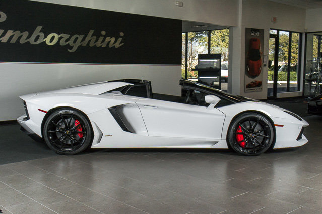 2013 Lamborghini Aventador Post Mcg Social