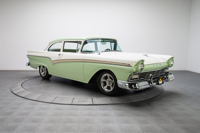 1957 Ford Custom 300   Post - MCG Social™   MyClassicGarage™