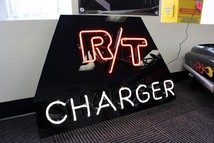 W12015 R/T Charger Neon Sign