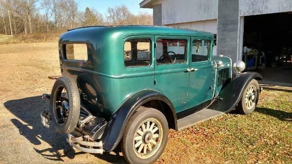 1929 dodge brothers sedan post mcg social for 1929 dodge 4 door sedan