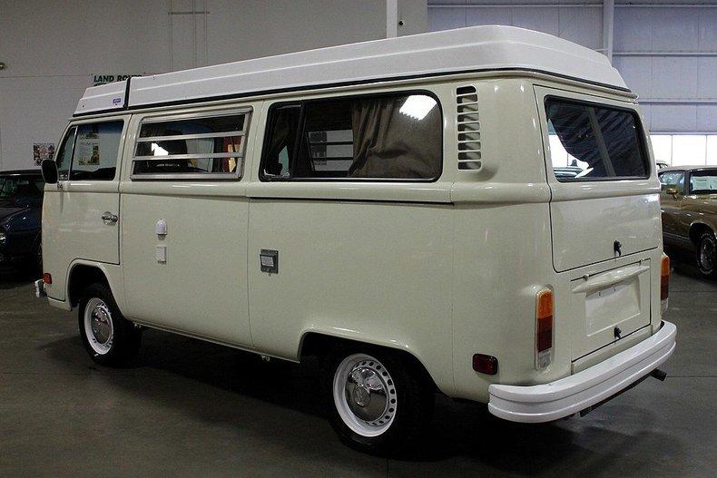 1978 volkswagen westfalia camper post mcg social. Black Bedroom Furniture Sets. Home Design Ideas